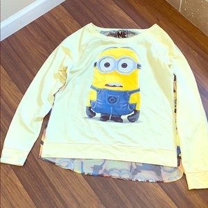 Universal Tops - Minion shirt